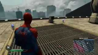 The Amazing Spider-Man 2 Video Game - TASM2 suit free roam(Free roam gameplay of The Amazing Spider-Man 2 (2014) suit in The Amazing Spider-Man 2 Video Game, you unlock this suit automatically. My Twitter: ..., 2014-05-07T02:42:24.000Z)