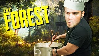 BLADII ROBI GULASZ! | The Forest [#5] (With: Dobrodziej)
