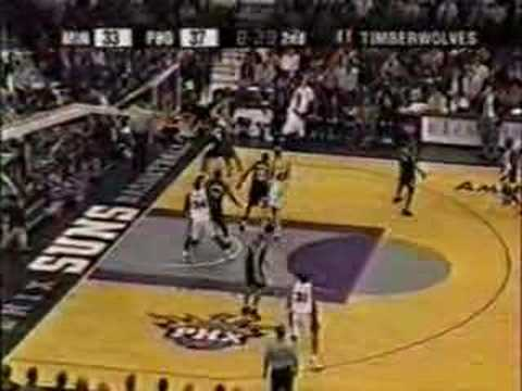 NBA Highlights - Joe Crispin 2002