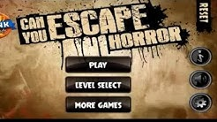 Can You Escape Horror 1 - 5