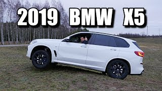 2019 BMW X5 with xOffroad Pack (ENG) - Test Drive and Review