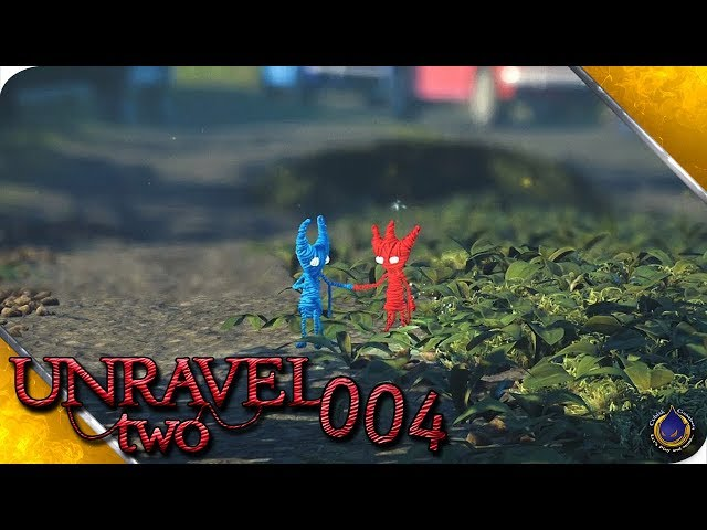 UNRAVEL TWO 🌼 [004] Froschperspektive