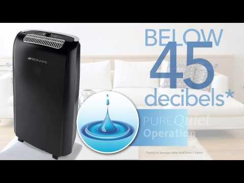 Bionaire® 25 Pint PureQuiet™ Dehumidifier