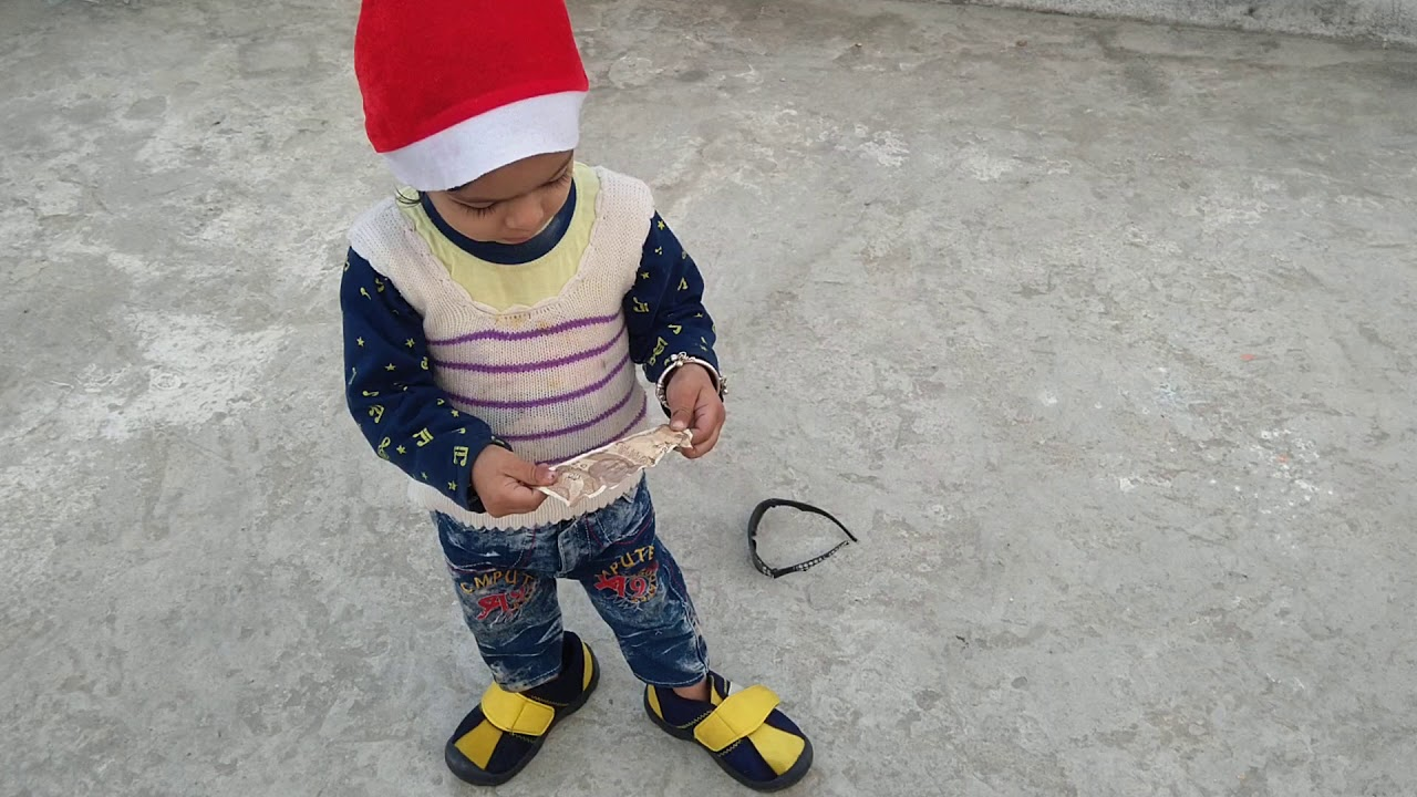 Cute play baby very funny