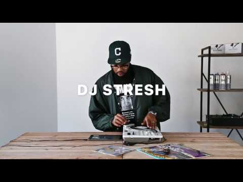 edjing Session - DJ Stresh performs with edjing Mix and Mixfader