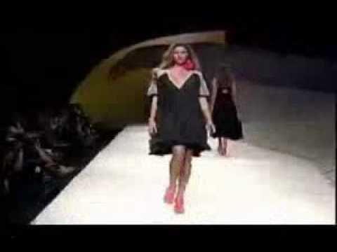 Fashion Rio Primavera/Verão 2006/07 Colcci - Gisele Bündchen