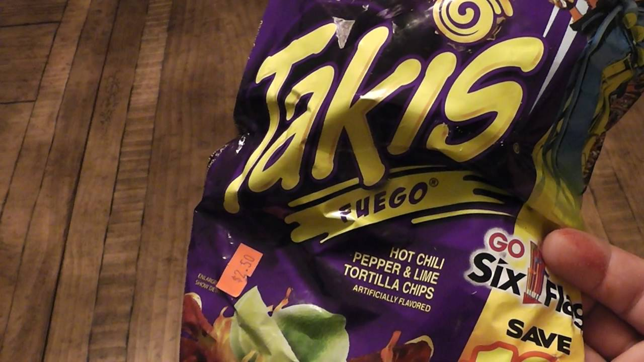 Takis Fuego Hot Chili Tortilla Chips Real Hot Real Good Youtube