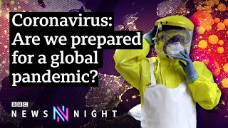 Coronavirus: How could it be stopped? - BBC Newsnight