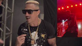 Baile do Faraó com Mano Brown e BK' | AUR, Cover Show