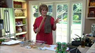 Home & Family - Cristina Cooks Orange Ginger Chicken