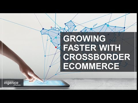 Growing Faster with Cross Border eCommerce