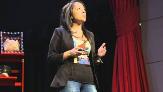 Myths, misfits & masks: Sana Amanat at TEDxTeen 2014
