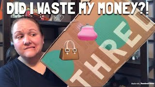 THREDUP Handbag Reject Rescue Box! 10 Purses for $90 | Unboxing & Honest Review