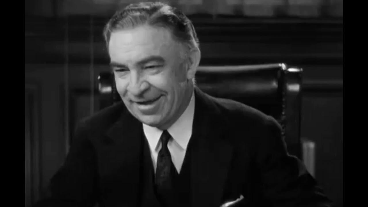 The Mayor of Hell (1933): Yiddish scene