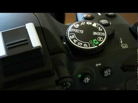 Setting Video Exposure On Nikon D5100 (Low Light/Low Noise)