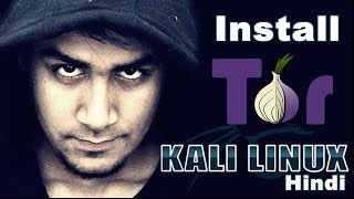[Hindi] How to install TOR Browser on Kali Linux With Terminal.