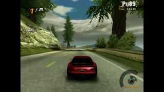 Need For Speed Hot Pursuit 2 - Nostalgia Gameplay - PC [HD]