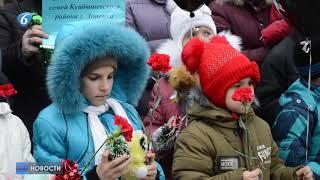 В Горловке прошел марафон памяти погибших детей Донбасса «Ангелы Рождества»