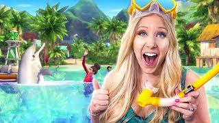 I Got a SNEAK PEEK at the New Sims 4 DLC (Island Living)