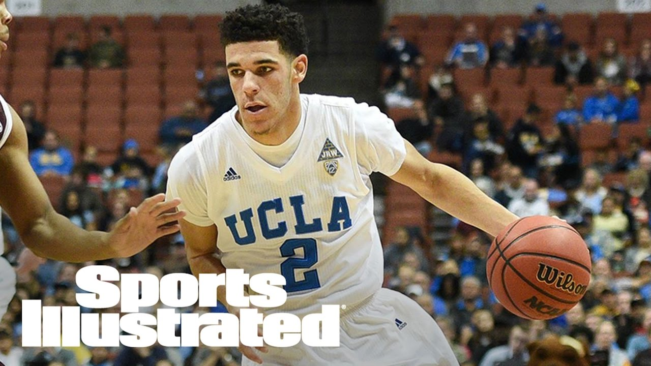 43a804e3 Why UCLA Freshman Lonzo Ball Is Compared To Reggie Miller | SI NOW | Sports  Illustrated