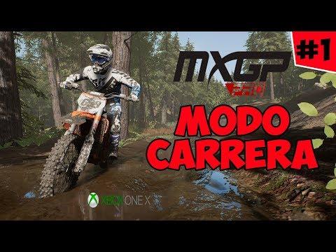 NACE EL FUTURO CAMPEÓN DE MXGP | MXGP PRO | CARRERA PILOTO #1 | XBOX ONE X