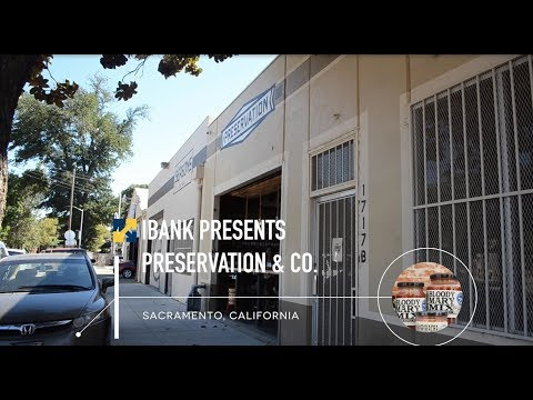 IBank Helps Small Businesses Thrive: Preservation & Co.