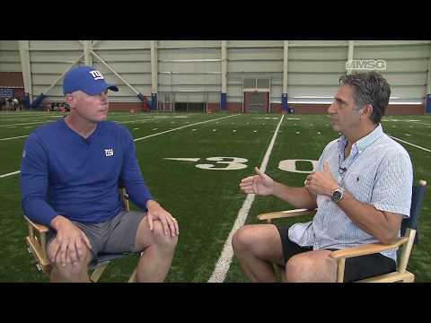 Pat Shurmur Looking to Establish Smart, Physical Team