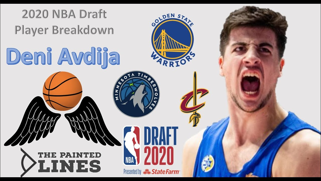 Deni Avdija NBA Draft Scouting Report I ...