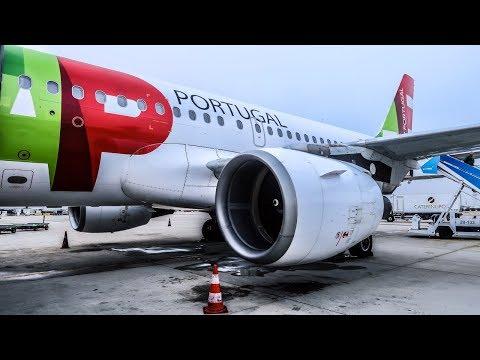 TRIP REPORT | TAP Air Portugal | Airbus A319 | Munich - Lisbon (MUC-LIS) | Economy Class