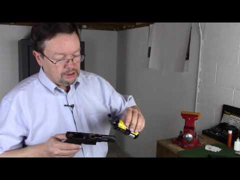 How to break in a new pistol or handgun