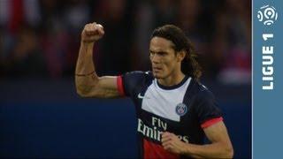 Goal Edinson CAVANI (79' pen) - Paris Saint-Germain - Toulouse FC (2-0) - 2013/2014