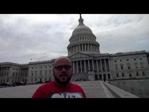 TRAVEL VLOG - WASHINGTON DC - DAY 3 - SUPREME COURT/CAPITÓLIO/MUSEU AEROESPACIAL