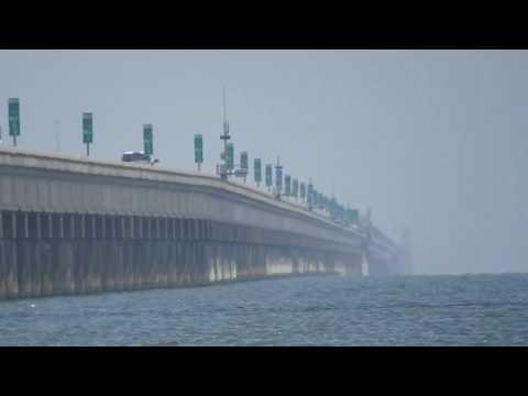 Lake Pontchartrain Causeway 3 (Nikon P900)