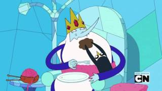Gunter surprises ice king!