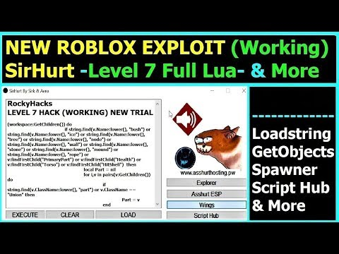 Skachat Working Synapse Cracked Roblox Exploit Full Lua Loadstring Full Lua Wrapper New Roblox Exploit Vortexworking Free Injector Roblox Safe