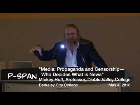 P-SPAN #508: Project Censored at Berkeley City College