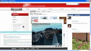 Telecommunications using WebSphere Portal