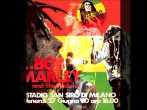 Bob Marley - Intro & Natural Mystic - Live in Dortmund
