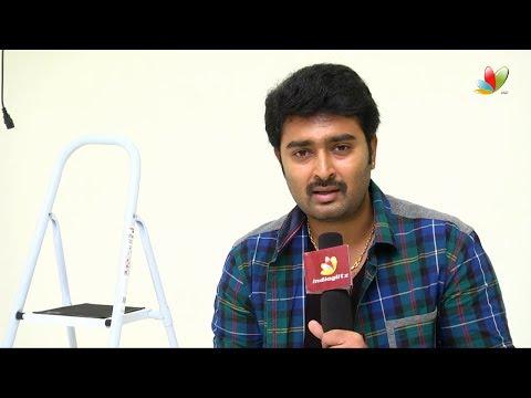 Prasanna, Lekha Washington at Kalyana Samayal Saadham Team Interview   Tamil Movie
