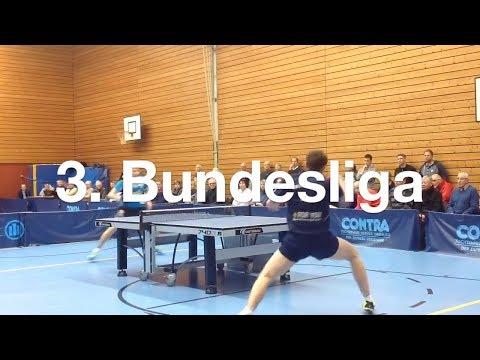 3. Bundesliga | TuS Celle - TTC Lampertheim | Highlights
