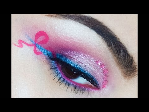 Makeup Art for Breast Cancer Awareness Month  Delia Ahmed