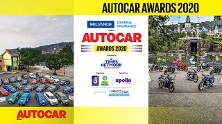 VOTE NOW! Autocar Awards 2020   Viewers' Choice Car and Bike of the Year   Autocar India