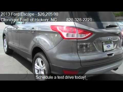 2013 Ford Escape SE - for sale in Hickory, NC 28602