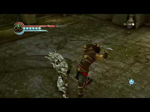 Prince of Persia Sands of time  : The Prison (Walkthrough) |