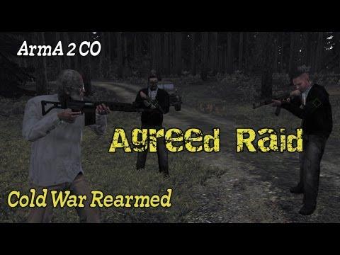 Tiše! - ArmA 2 CO: CWR - Agreed Raid
