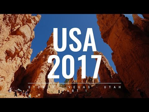 AMAZING USA 2017 our TRAVEL VIDEO of the United States Part 1