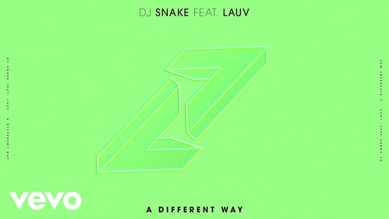 hight resolution of dj snake lauv a different way audio