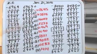 WHAT'S NEW TO 4 DIGIT LOTTERY /LOTTERY DETECTIVE 135