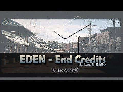EDEN - End Credits (Karaoke Version)