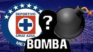NUEVO REFUERZO BOMBA DEL CRUZ AZUL APERTURA 2018